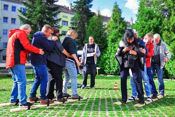 Bayerische Challenge in München, Bayerische Challenge München, Teambuilding Events in München, Firmenfeier in München, Firmenevent München, Betriebsausflugin München