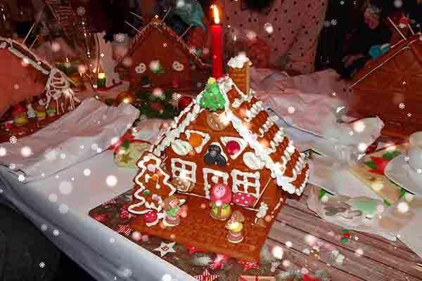 Lebkuchen bauen in Hannover, Lebkuchen bauen, Weihnachtsfeier in Hannover, Weihnachtsevents in Hannover, Emmerich Events, Firmenevents in Hannover