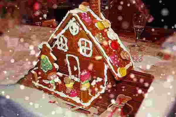 Lebkuchen bauen in Essen, Lebkuchen bauen, Weihnachtsfeier in Essen, Teambuilding Events in Essen, Weihnachtsevents in Essen, Emmerich Events, Firmenevents in Essen