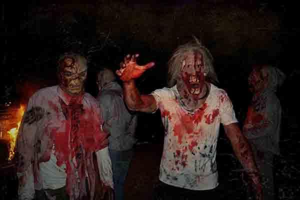 Zombie-Apokalypse in Köln, Grusel Event Köln, Zombie Event Köln, Horror Event Köln, Emmerich Events Köln, Halloween Events, Firmenevents, Firmenfeier Köln