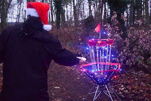 Weihnachtsdiscgolf, Weihnachtsfeier Emmerich Events