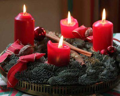 Adventskranz gestalten, Weihnachtskranz gestalten, die Weihnachtsfeier, Firmen-Weihnachtsfeier, Weihnachtsevent, Weihnachtsevent, Teambuilding, Firmenfeier, Emmerich Events, Horror Events, Firmenevent
