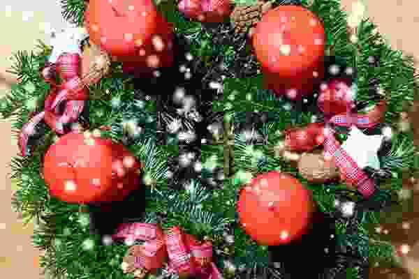 Adventskranz gestalten in Düsseldorf, Weihnachtskranz gestalten in Düsseldorf, Weihnachtsevent Düsseldorf, Weihnachtsevent, Teambuilding, Firmenfeier, Firmenevent
