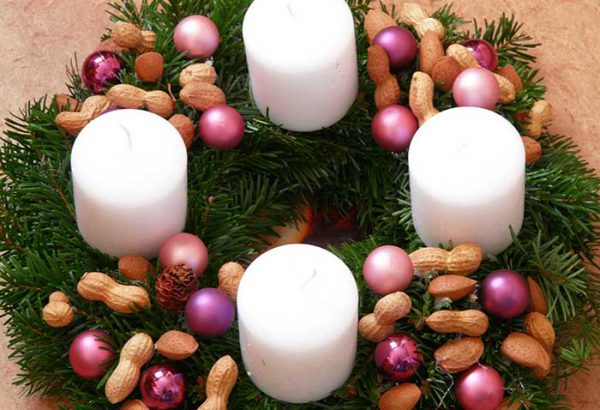 Adventskranz gestalten in München, Weihnachtskranz gestalten München, die Weihnachtsfeier, Firmen Weihnachtsfeier, Weihnachtsevent München, Weihnachtsevent, Teambuilding, Firmenfeier, Firmenevent
