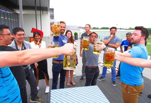 Bayerische Challenge - Emmerich Events - Teambuilding Events