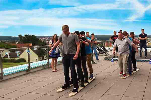 Bayerische Challenge in Dresden, Bayerische Challenge Dresden, Teambuilding Events in Dresden, Firmenfeier in Dresden, Firmenevent Dresden, Emmerich Events, Teambuilding Events