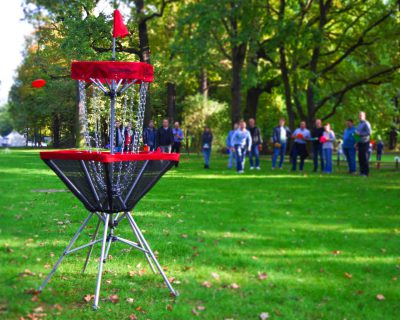DIscgolf - Discgolf München - Teambuilding - Teambuilding Events - Grusel Events - Events in Berlin - Emmerich Events