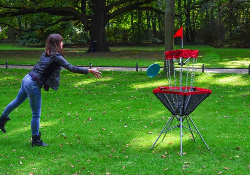 DIscgolf - Discgolf in Hamburg - Teambuilding - Teambuilding Events - Grusel Events - Events in Berlin - Emmerich Events