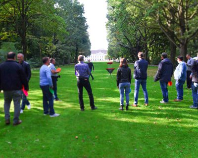 DIscgolf - Discgolf in Köln - Teambuilding - Teambuilding Events - Grusel Events - Events in Berlin - Emmerich Events