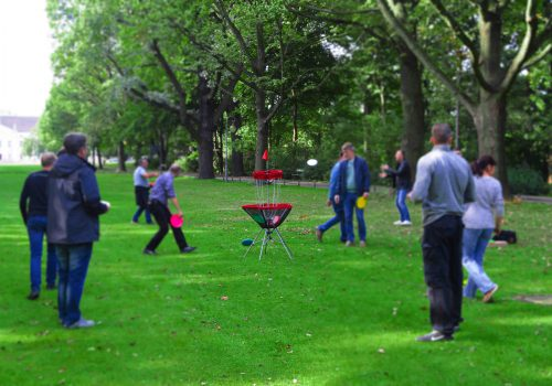 DIscgolf - Discgolf in München - Teambuilding - Teambuilding Events - Grusel Events - Events in Berlin - Emmerich Events
