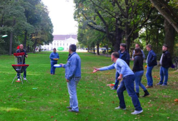 Junggesellenabschied in Frankfurt am Main Discgolf, Junggesellenabschied in Frankfurt am Main, Junggesellinnenabschied Frankfurt am Main, Männerabend, Frauenabend, Action Events, Horror Events, Grusel Events