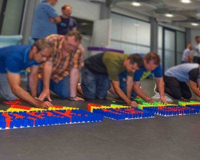 Domino Event in Köln - Teambuilding - Teambuilding Events - Grusel Events - Events in Berlin - Emmerich Events