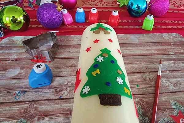 Emmerich Events, Weihnachtskerze bemalen, Weihnachtsfeier, Firmenfeier