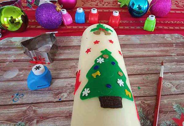 Emmerich Events, Weihnachtskerze bemalen in köln, Weihnachtsfeier, Firmenfeier, Teambuilding