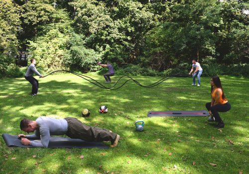 Fitness Bootcamp - Emmerich Events