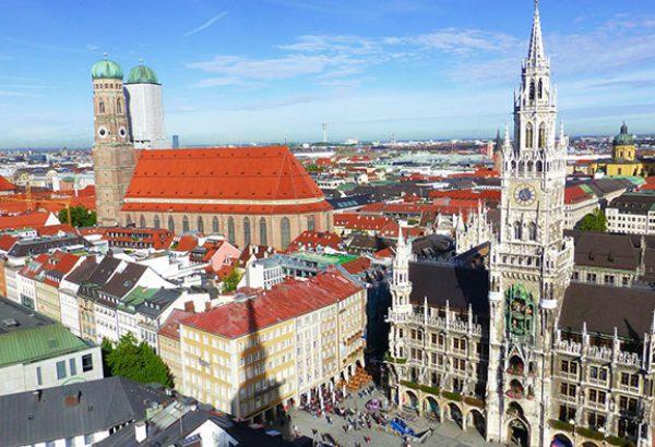 Sightseeing Rallye in München, Sightseeing in München, Teambuilding Events in München, Firmenevent in München, Emmerich Events in München, Teamevent in München, Firmenfeier, München Firmenfeier