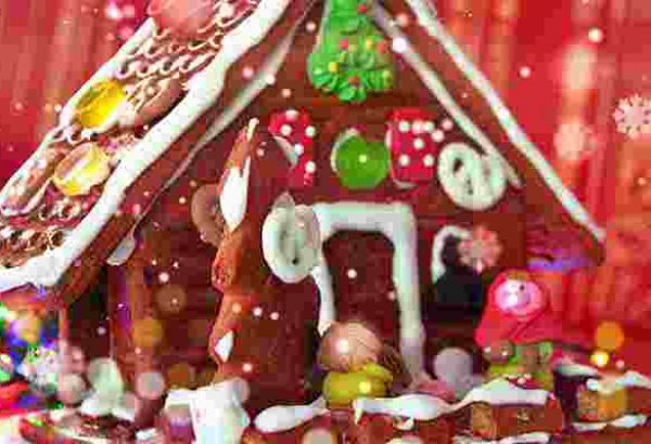 Lebkuchenhaus bauen Berlin, Lebkuchen bauen, Weihnachtsfeier in Berlin, Teambuilding Events in Berlin, Weihnachtsevents, Emmerich Events, Firmenevents Berlin