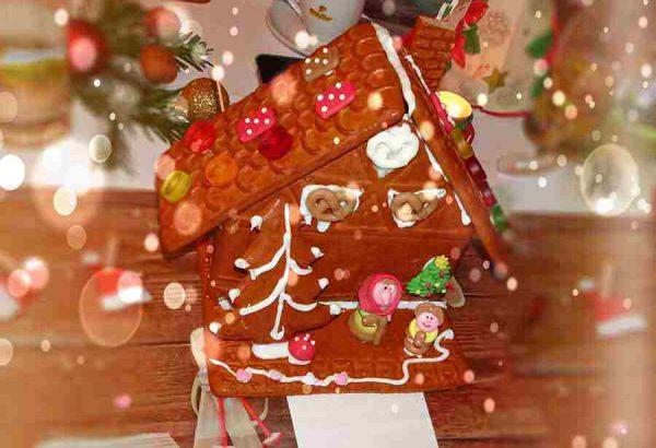 Lebkuchen bauen in Frankfurt am Main, Lebkuchen bauen, Weihnachtsfeier in Frankfurt am Main, Weihnachtsevents in Frankfurt am Main, Firmenevents