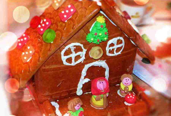 Lebkuchen bauen in München, Lebkuchen bauen, Weihnachtsfeier in München, Teambuilding Events München