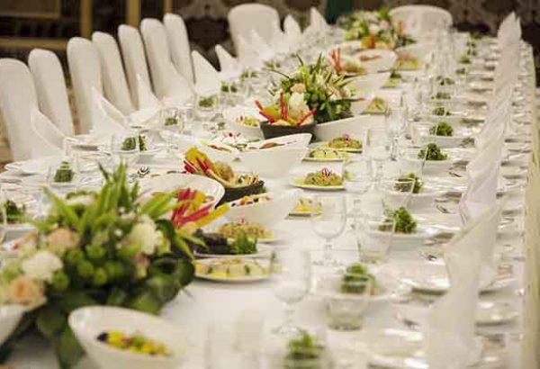 Emmerich Events, Menü Firmenfeier