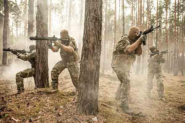 Emmerich Events, Navy Seal Training, Teambuilding Events, Horror Events, Grusel Events, Weihnachtsfeier, Betriebsausflug