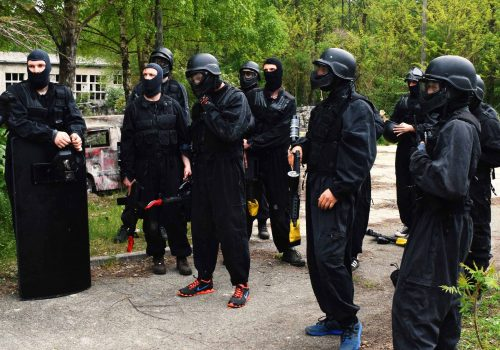 SWAT Training 1 - Emmerich Events