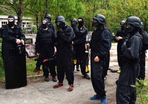 SWAT Training bei Emmerich Events