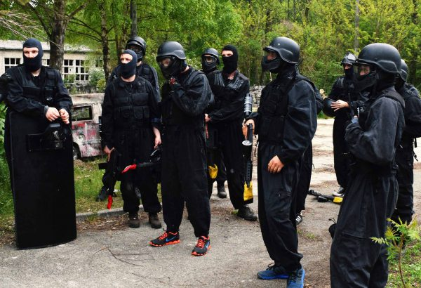 SWAT Training bei Emmerich Events