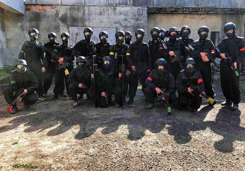 Junggesellenabschied SWAT Training, Emmerich Events, Swat Training