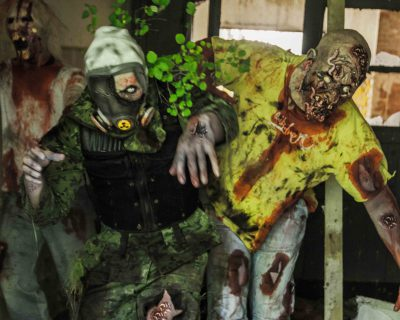 The living Dead Experience - Grusel Events - Horror Events - Grusel Berlin - Emmerich Events
