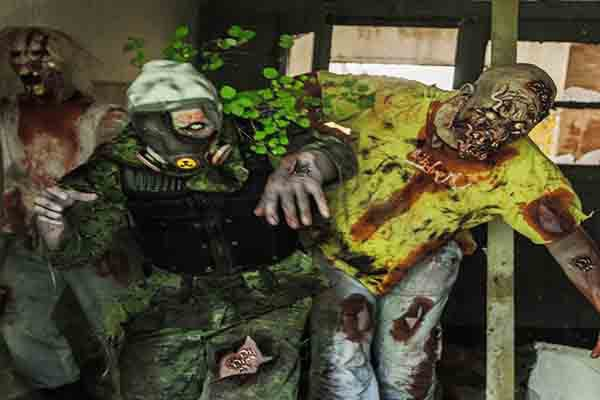 The living Dead Experience in Dortmund, Teambuilding, Teambuilding Events Dortmund, Grusel Events in Dortmund, Events in Dortmund, Emmerich Events