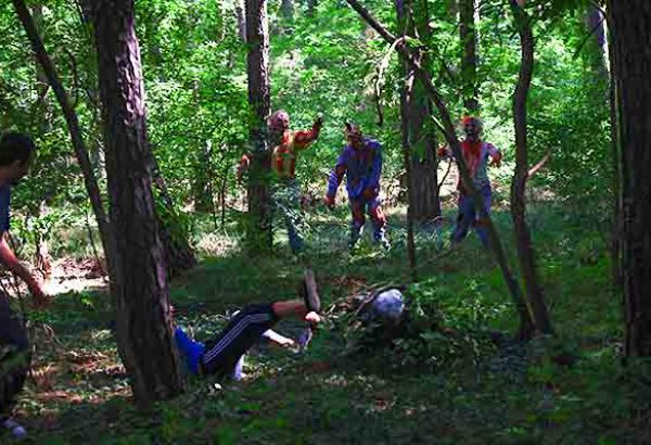 The living Dead Experience in Hannover, Teambuilding Events in Hannover, Grusel Events in Hannover, Events in Hannover, Horror Events Hannover