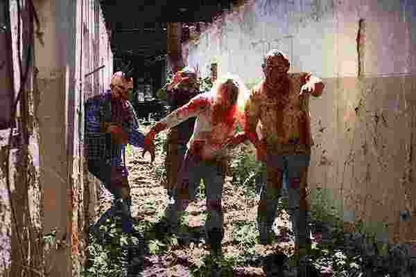 The living Dead Experience in Köln, Teambuilding - Teambuilding Events - Grusel Events - Events in Köln, Emmerich Events