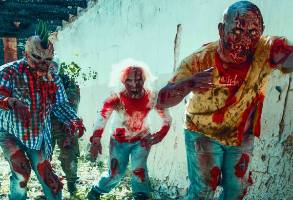 The living Dead Experience in Leipzig- Teambuilding - Teambuilding Events - Grusel Events - Events in Berlin - Emmerich Events