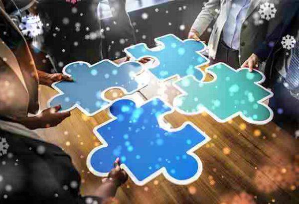 Weihnachtspuzzle in Hannover, Weihnachtsfeier, Weihnachtspuzzle in Hannover, Weihnachtsfeier Hannover, Weihnachtsfeier, Emmerich Events, Teamuilding Hannover, Firmenevents in Hannover