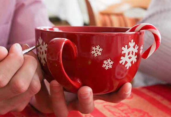 Wiehnachtstasse gestalten, Weihnachtskranz gestalten, die Weihnachtsfeier, Firmen-Weihnachtsfeier, Weihnachtsevent, Weihnachtsevent, Teambuilding, Firmenfeier, Emmerich Events, Horror Events, Firmenevent