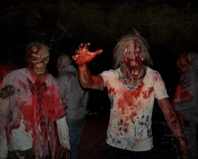 Zombie-Apokalypse, Grusel Events, Zombie Event, Horror Event, Emmerich Events, Halloween Event, Firmenevents, Firmenfeier, Betriebsfeier