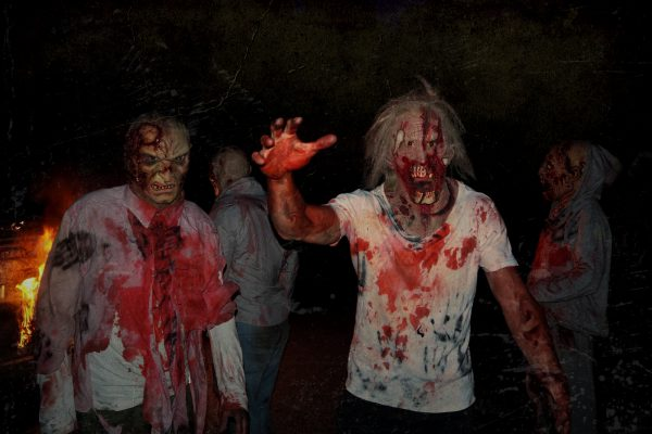 Zombie-Apokalypse, Grusel Events, Zombie Event, Horror Event, Emmerich Events, Halloween Event, Firmenevents, Firmenfeier, Betriebsfeier