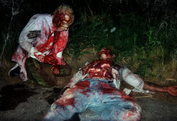 Zombie-Apokalypse, Grusel Events, Zombie Events, Horror Event, Emmerich Events, Halloween Events, Firmenevents, Firmenfeier