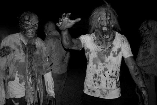 Zombie-Apokalypse in Berlin, Grusel Event Berlin, Zombie Event Berlin, Horror Event Berlin, Emmerich Events Berlin, Halloween Events, Firmenevents, Firmenfeier