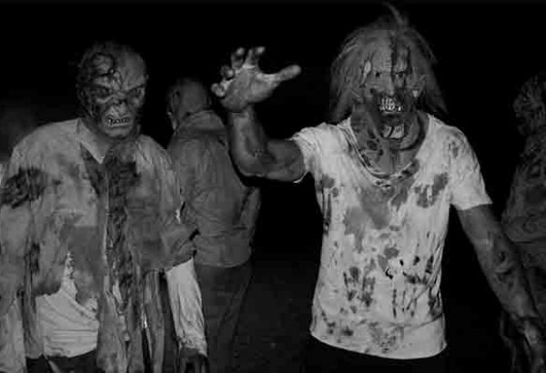 Zombie-Apokalypse in Berlin, Grusel Event Berlin, Zombie Event Berlin, Horror Event Berlin, Emmerich Events Berlin, Halloween Events, Firmenevents, Firmenfeier