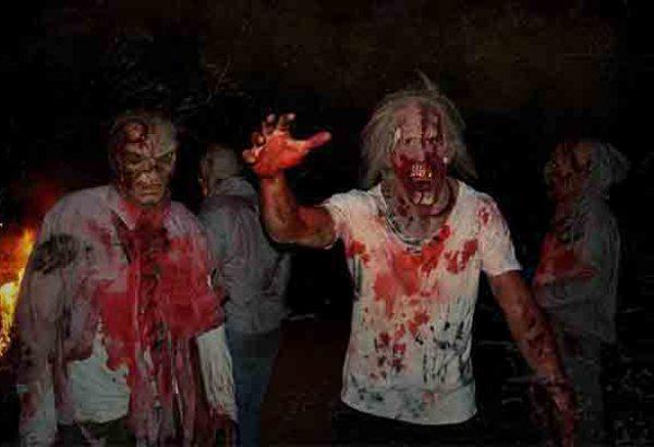 Zombie-Apokalypse in Dresden, Grusel Zombie Event Dresden, Horror Event Dresden, Emmerich Events Dresden, Halloween Events, Firmenevents, Firmenfeier Dresden