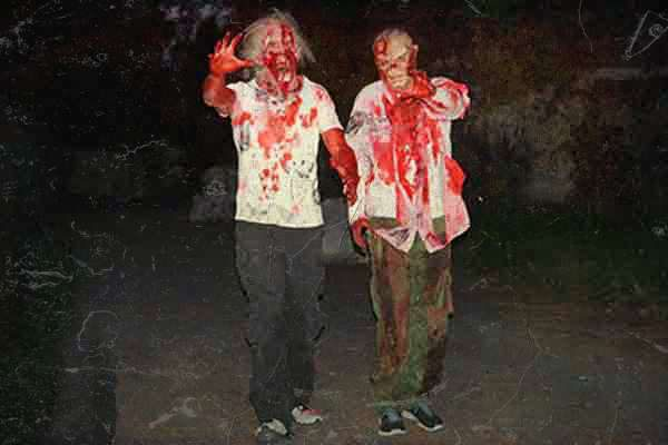 Zombie-Apokalypse in Hannover, Grusel Event Hannover