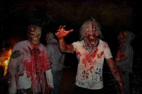 Zombie-Apokalypse in Köln, Grusel Event Köln, Zombie Event Köln, Horror Event Köln, Emmerich Events Köln, Firmenevents, Firmenfeier Köln