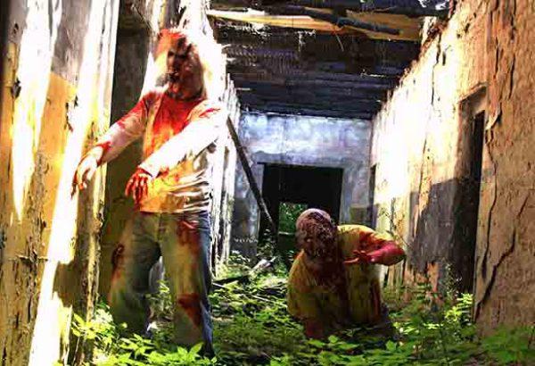 Zombie Virus Bremen, Teambuilding Events in Bremen, Grusel Events in Bremen, Horror Events in Bremen - Emmerich Events in Bremen