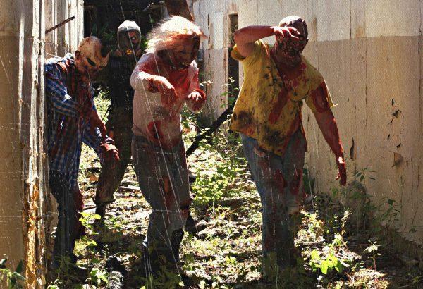 Zombie Virus in Hamburg - Teambuilding Events in Hamburg - Grusel Events in Hamburg - Events in Hamburg - Emmerich Events in Hamburg
